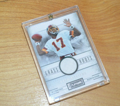 Panini GRASS ROOTS DOUG WILLIAMS Materials Trading Card NFL Football 2012 - $34.74