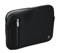 "Logitech 10"" Notebook Tablet Sleeve - Black - $12.95"