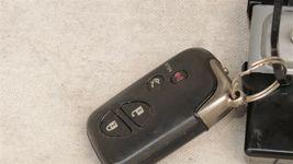 06 Lexus IS250 Smart Key Control Module Computer 89990-53012 & Fob image 6