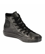 Original Converse Chuck Taylor All Star Black Leather Shoes Unisex 1T405... - $59.95