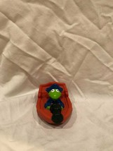 Fast Food Toy McDonald's Tub Toy Muppets Treasure Island Kermit Jim Henson 1995 - $0.98