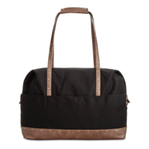Style & Co. Women's Extra-large Weekender Duffle Bag, Black $98.5 - $30.60