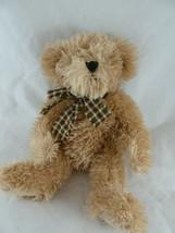 "Ganz Murdock shaggy Teddy Bear 10"" Bean bag seat - $7.91"