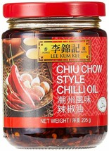 Lee Kum Kee Chiu Chow Style Chili Oil 7.2 oz ( Pack of 12 ) - $79.19