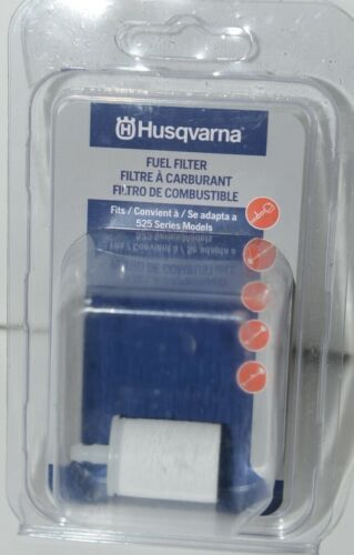 Husqvarna 598616501 Fuel Filter Fits 525 Series Models White Plastic 1 pack