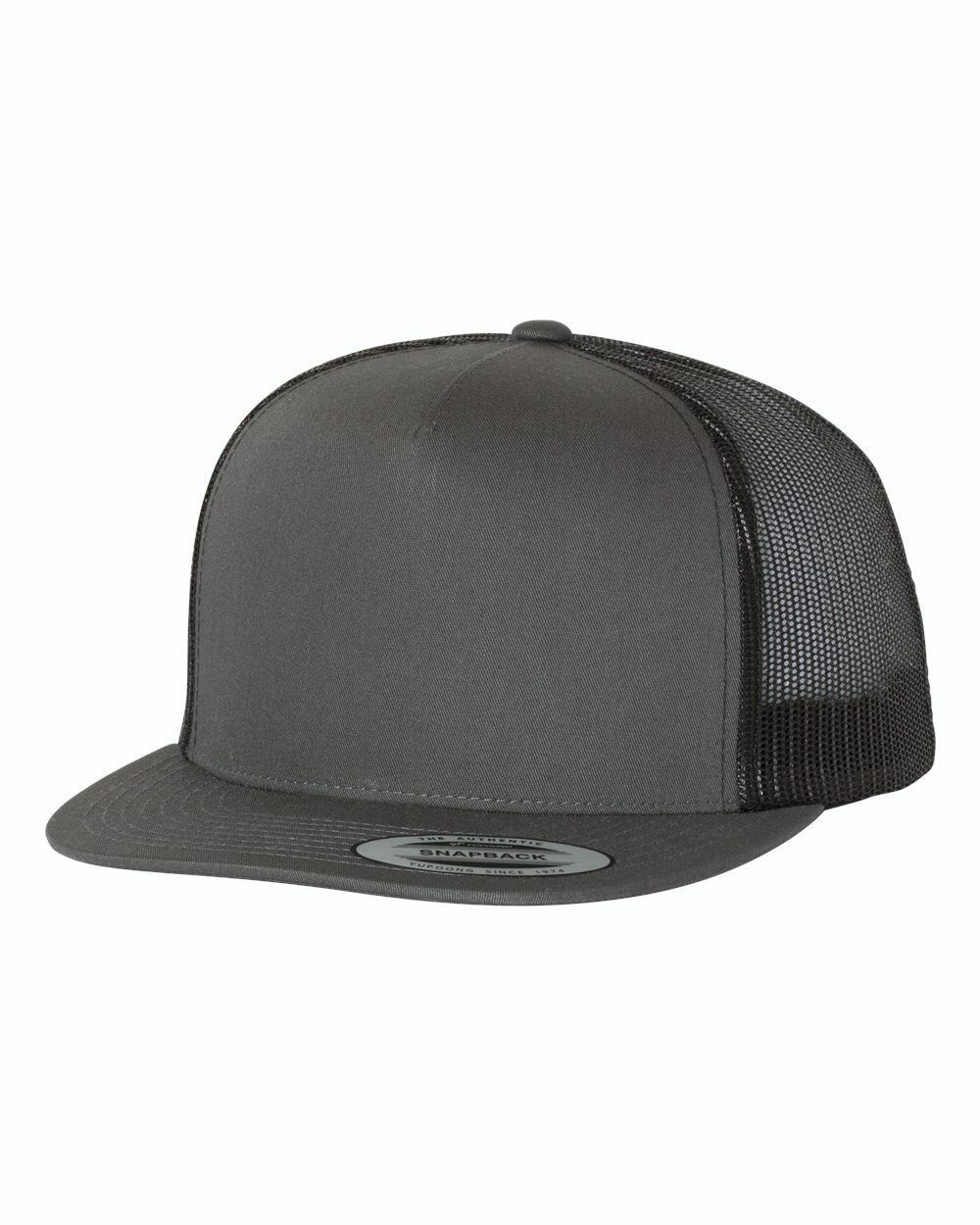 Primary image for  SNAPBACK Yupoong Trucker HAT  *FREE SHIPPING in BOX*