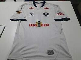 vintage old Jersey soccer Clube do Remo   Brazil   with  10 topper  - $48.51