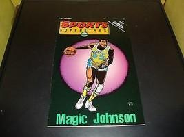 Magic Johnson Revolutionary Comic Book #3 VF Condition 1992 Sports Super... - $4.54