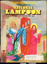 National Lampoon #57,Dec.1974 - Joy of Sects Issue Neal Adams Son-O-God ... - $18.00