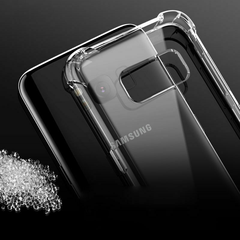 Primary image for Case For Samsung Galaxy Anti-Knock Silicon A6 S9 S8 plus A7 A8 A5 J2 PRO J8 J6