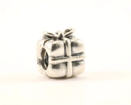 Vintage Authentic Pandora Gift Box #790300 Bead Charm Sterling 925 CH 350-E - $25.99