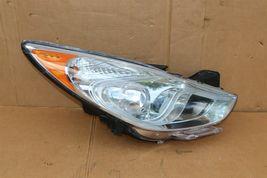 11-15 Hyundai Sonata Hybrid Projector Headlight Passenger Right RH - POLISHED image 4