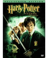 Harry Potter and the Chamber of Secrets, DVD, 2003, Full-Screen Edition - $9.99