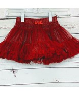 Baby Cat and Jack Red Skirt 18 Mo - $15.00