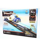 BOYS HAVE FUN TOYS Speed Zone Drag Strip Track Race Mini Play Set - $14.99