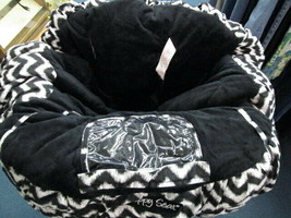 Floppy Seat  Plush Shopping Cart & Highchair Cover - $24.70