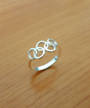 Ring - 2019 Special Olympics World Summer Games - 925 Silver  - $48.00