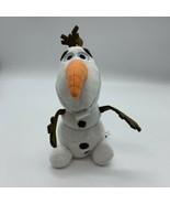 """Disney Frozen Olaf 6"""" Plush Backpack Clip Stuffed Animal Toy Dan Dee - $13.86"""