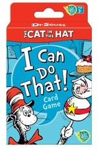 Wonder Forge Dr. Seuss Cat in the Hat Card Game - $19.13