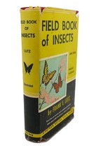 Frank E. Lutz FIELD BOOK OF INSECTS  20th Printing - $30.00
