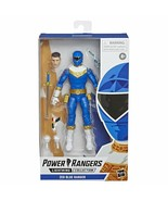 Power Rangers Lightning Collection 6-Inch Zeo Blue Ranger Collectible Action ... - $18.79