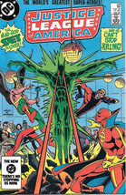 Justice League of America Comic Book #226, DC Comics 1984 NEAR MINT NEW ... - $5.94