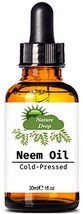 Nature Drop's Neem Oil - Nutrient Rich Oil For Hair, Skin & Nails - A Natural Be