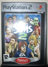 THE SIMS 2 (PS2)  - $14.00
