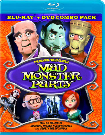 Mad Monster Combo Pack Blu Ray/DVD (2Discs/Ff/Eng/Eng Sub/Span Sub/Eng Sdh)