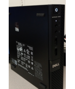Dell OptiPlex 3020M Micro Mini i5-4590T 2Ghz 4GB Ram 120GB SSD Win10 Pro - $75.00