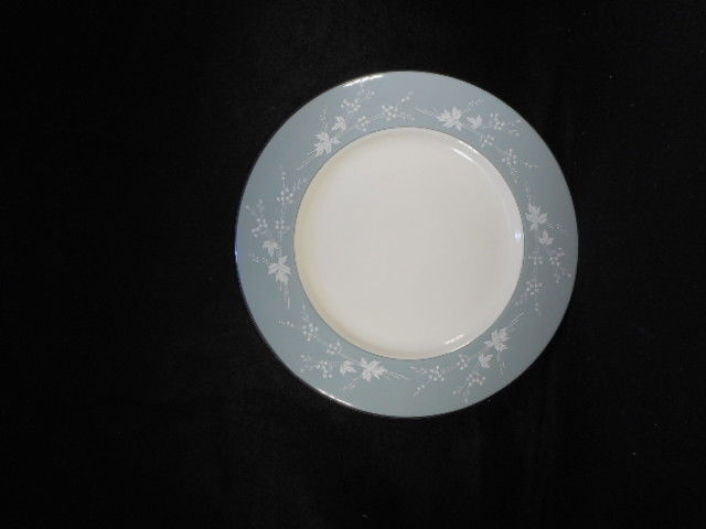 "Vintage Royal Doulton English Bone China Reflection 10 1/2"" Dinner Plate"
