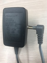 Panasonic PQLV219 AC Power Supply Adapter Adaptor Charger 6.5V DC 500mA       K1