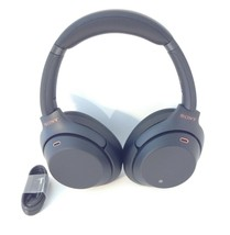 Sony WH-1000XM3 Noise Canceling Headphones Over-Ear WH1000XM3 Black FREE SHIP - $188.95