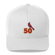 Adam Wainwright hat / Adam Wainwright Trucker Cap image 6