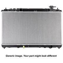 RADIATOR GM3010126, CUC1203 FOR PONTIAC BONNEVILLE & BUICK LESABRE PARK AVENUE image 2