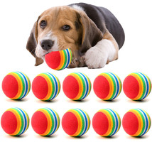 Small Dog Toys Pets Chew Ball Puppy Dogs Puppies Tennis Balls Pet Play T... - $14.00