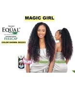 FREETRESS EQUAL SYNTHETIC DRAWSTRING FULLCAP WIG 'MAGIC GIRL'  - $19.99