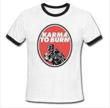 Karma to burn tee stoner rock band k2b dragon ass kyuss t shirt  thumb200