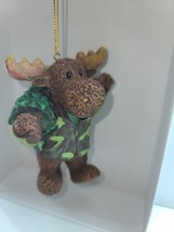 2017 Heroes At Home Moose Ornament - $15.00