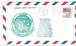 STS-61A LAUNCH EDWARDS, CA OCTOBER 30, 1985 - $1.98