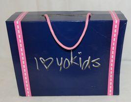 I Love Yo Kids AVA 78K Girls Fringe Boot Rust Silver Studded Size 3 image 8