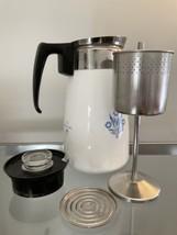 Vintage Corningware 9 Cup Percolator/Coffee Pot image 8