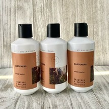Crabtree & Evelyn GARDENERS HAND WASH Soap 8.4 fl oz NEW Cult Collection... - $39.59