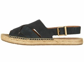 UGG Marleah Balck Women's Leather Slingback Sandals 1020012 - $72.50