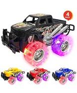 ArtCreativity Light Up Monster Truck Set for Boys and Girls Set Includes... - $25.20