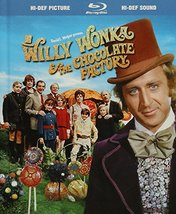Willy Wonka & the Chocolate Factory [Blu-ray, Digibook]