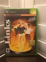 Xbox Game- Links 2004 Live Brand New - $10.39