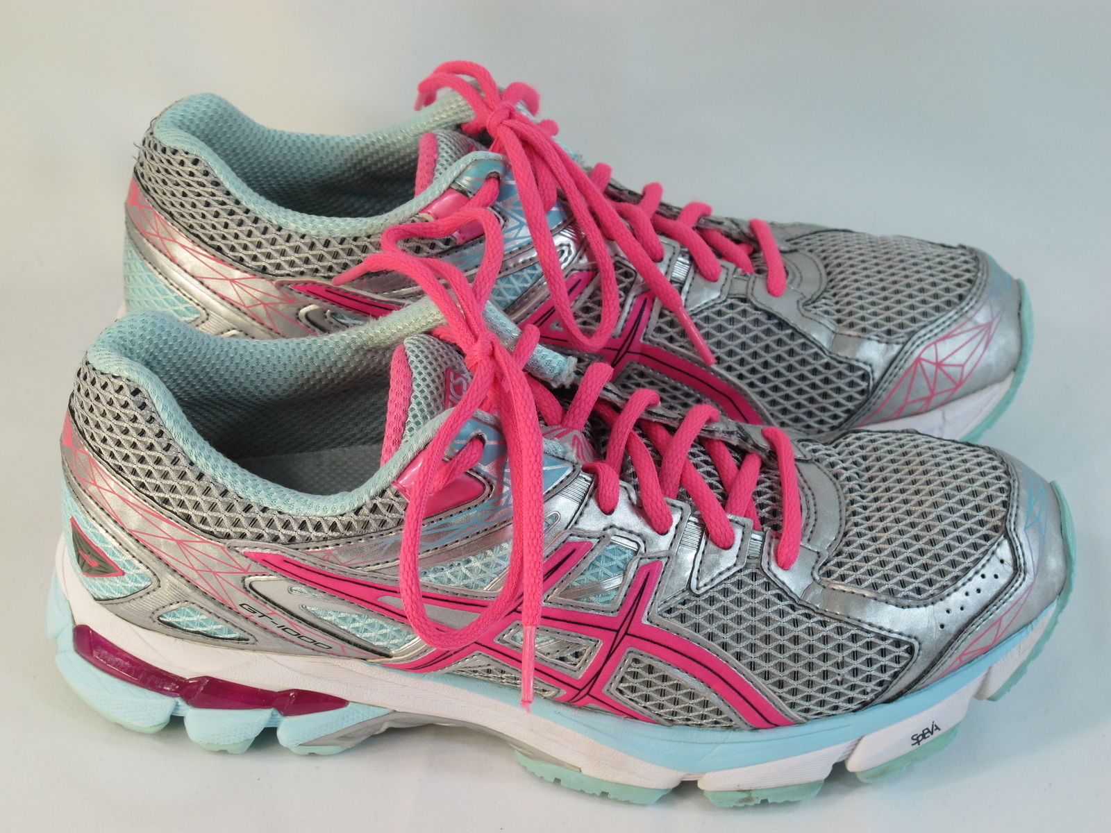 9c8457b73b2 ASICS GT-1000 3 Running Shoes Women's Size 9 and 46 similar items. S l1600