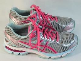 ASICS GT-1000 3 Running Shoes Women's Size 9 US Excellent Plus Condition - $47.22