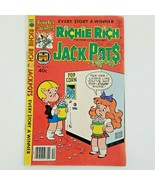 Richie Rich Comic December 1979 no. 44 Poor Little Rich Boy Jack Pots - $25.00